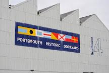 Boathouse No 4, Portsmouth, United Kingdom