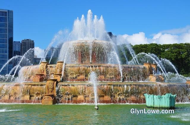 Buckingham Fountain