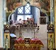 Храм Святой Живоначальной Троицы в Хохловском переулке, Покровский бульвар, дом 8, строение 2А на фото Москвы