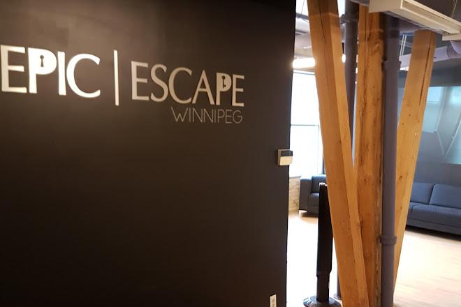 Epic Escape, Winnipeg, Canada