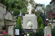 Le Buste de Frederic Chopin, Paris, France