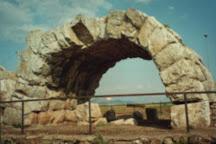 Archi di San Lidano, Sezze, Italy