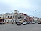Российский государственный социальный университет, филиал в г. Уфе, Коммунистическая улица, дом 35 на фото Уфы