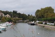 Jardin Botanique des Chevannes, Dole, France