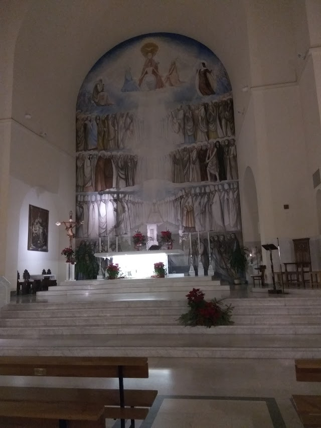 Chiesa di San Pietro Apostolo e Santa Teresa del Bambin Gesù