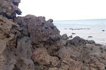 Praia Grande de Salvaterra Beach, Ilha do Marajo, Brazil