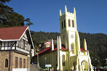 Christ Church, Shimla, India