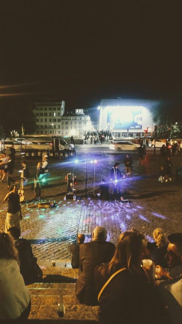 Fontana di Paolo piazza Triussa