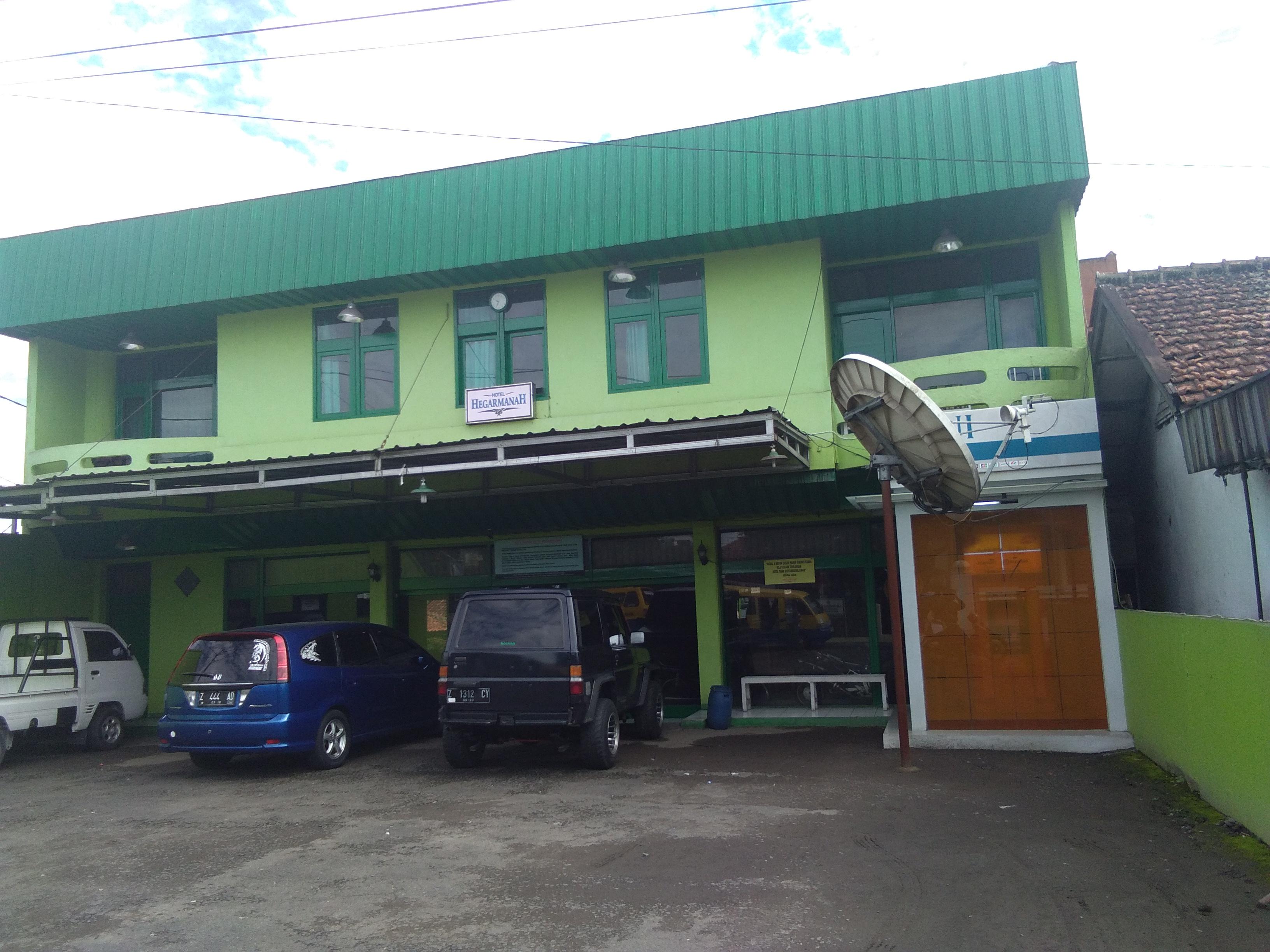 Hotel Hegarmanah