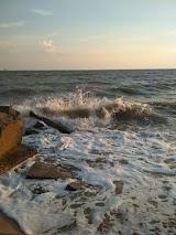 Пляж Лиски-3 Бердянск