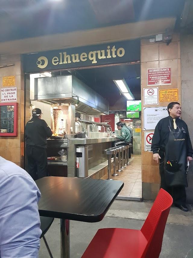 El Huequito, Tacos & Salsas