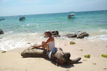 Playa Blanca, Isla Baru, Colombia