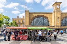 Real Food Market, London, United Kingdom
