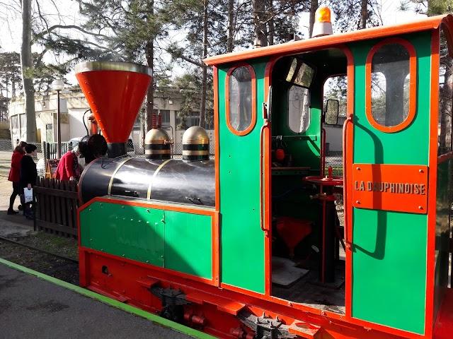 Le Petit Train du Parc de la Tête d'Or