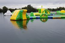 Liquid Leisure Aqua Park Surrey, Shepperton, United Kingdom