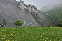 Jozankei Dam Museum, Sapporo, Japan