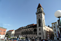 Altes Rathaus (Old Town Hall), Passau, Germany