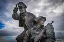 U.S. Navy Monument, Sainte-Marie-du-Mont, France