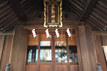 Mishima Shrine, Taito, Japan