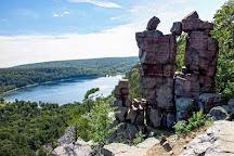 Devil's Lake State Park, Baraboo, United States
