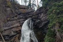Baring Falls, Glacier National Park, United States