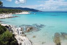 Kavourotripes beach, Sarti, Greece