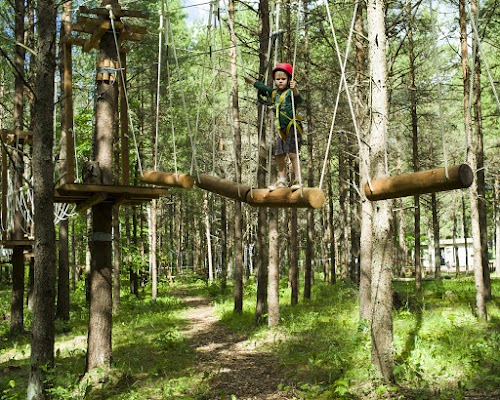 K-Pargi Kuressaare Seikluspark / Adventure Park