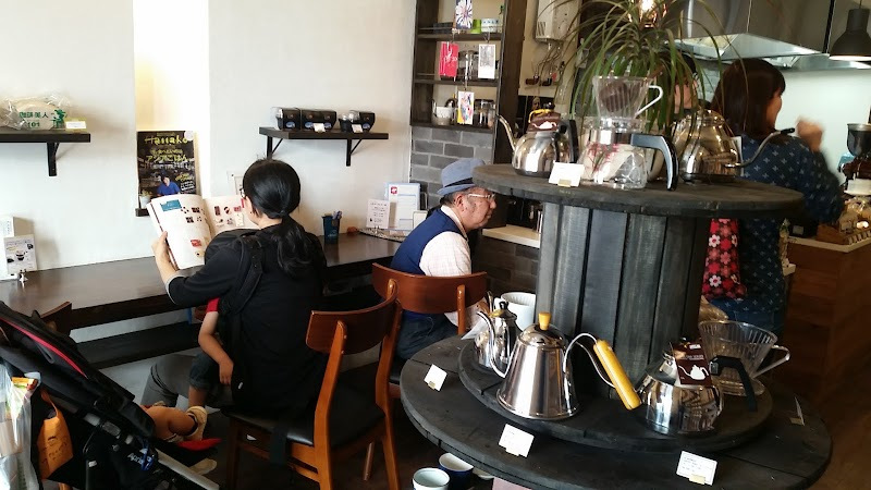 COFFEE ROAST EL BLANCO