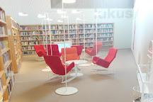 Seinajoki Library, Seinajoki, Finland