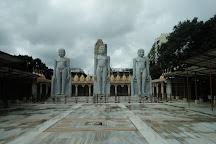 Shri Teenmurti Digambar Jain Mandir Atishay Kshetra, Navi Mumbai, India