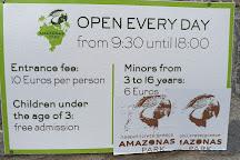 Amazonas Park, Kourounes, Greece