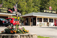 Mystery Spot, Saint Ignace, United States