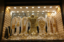 Dubai Gold Souk, Dubai, United Arab Emirates