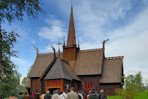 Garmo Stave Church, Lillehammer, Norway
