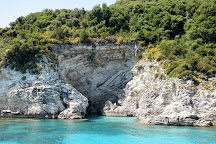 Voutoumi Beach, Antipaxos, Greece