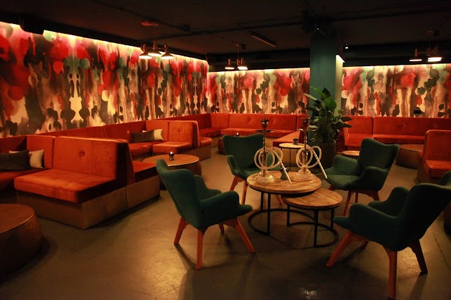 Rote Harfe - Shisha Lounge & Eventlocation in Mitte