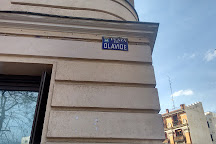 Plaza de Olavide, Madrid, Spain