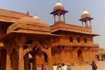 Samosa Mahal, Fatehpur Sikri, India