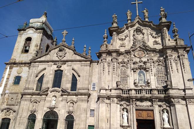 Praca de Carlos Alberto, Porto, Portugal