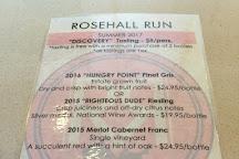 Rosehall Run Vineyards, Wellington, Canada