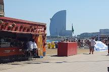 La Estrella Herida, Barcelona, Spain