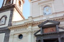 Santuario di San Michele Arcangelo, Vico Equense, Italy