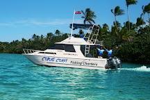 Coral Coast Fishing Charters, Sigatoka, Fiji