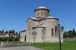 Патриарший собор в Пицунде на фото Пицунды