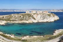 Ile de frioul, Marseille, France