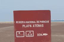 Playa Atenas, Paracas, Peru