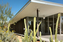 Palm Springs Art Museum Architecture and Design Center, Palm Springs, United States