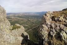 Subida Pico Ocejon, Valverde de los Arroyos, Spain