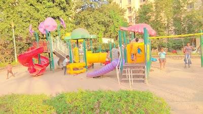 Hiranandani joggers Park