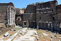 Forum of Nerva, Rome, Italy
